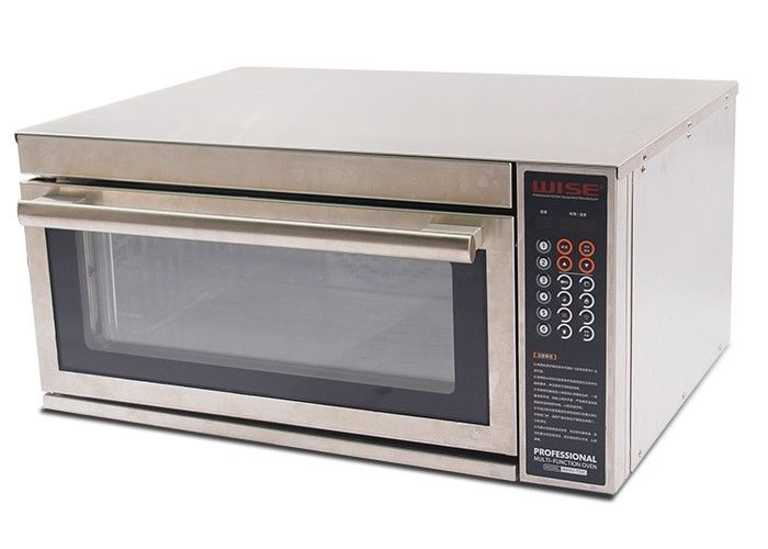Multi - Function Electric Baking Ovens Hot Air Heating Convection Roasting Automatic Humidifying